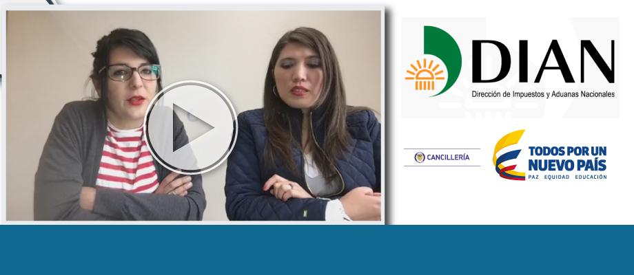 Dian Resolvi Dudas A Colombianos En El Exterior Sobre Declaraci N De Renta De 2016 Misi N